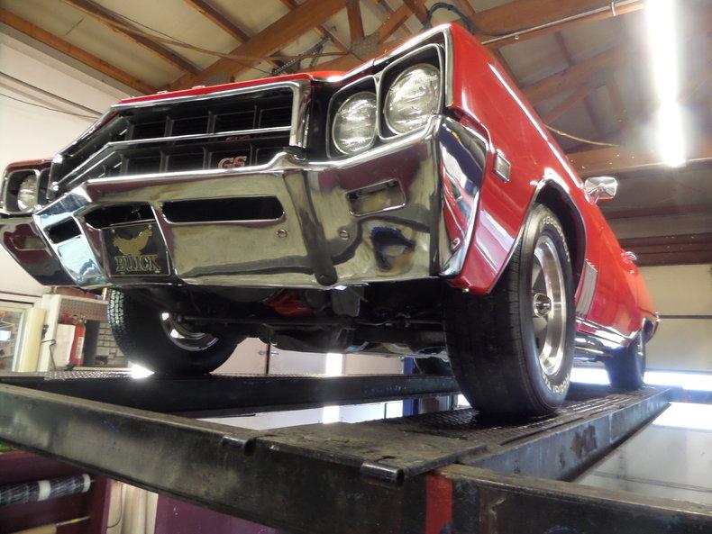 1969 Buick Skylark Image 90