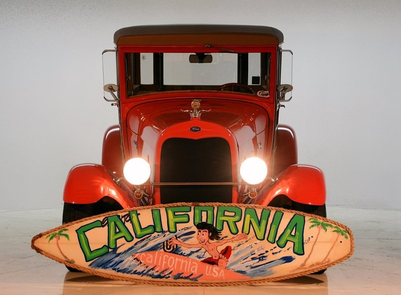 1929 Ford Woody Wagon Image 5