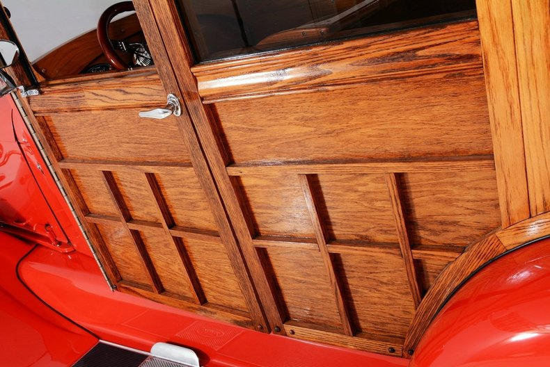 1929 Ford Woody Wagon Image 23