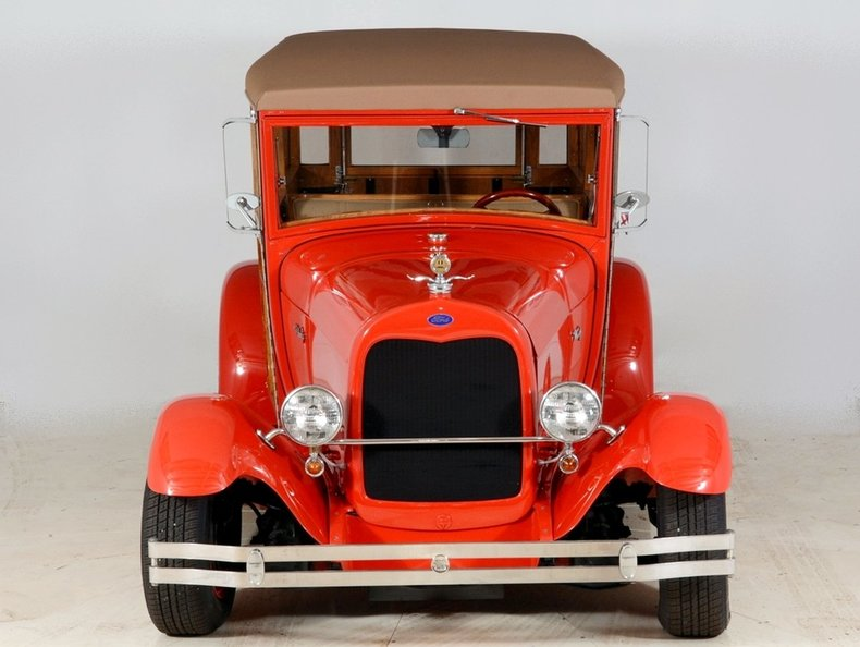 1929 Ford Woody Wagon Image 57