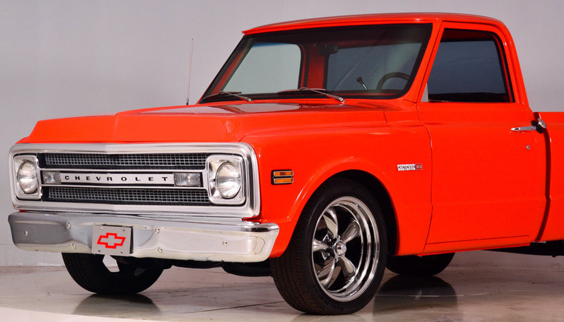 1970 Chevrolet C10 Image 54