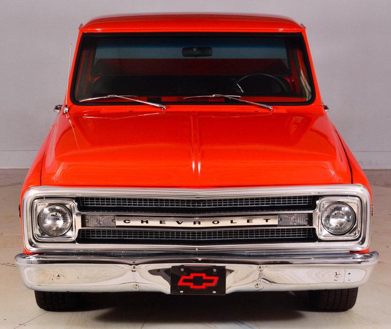1970 Chevrolet C10 Image 47