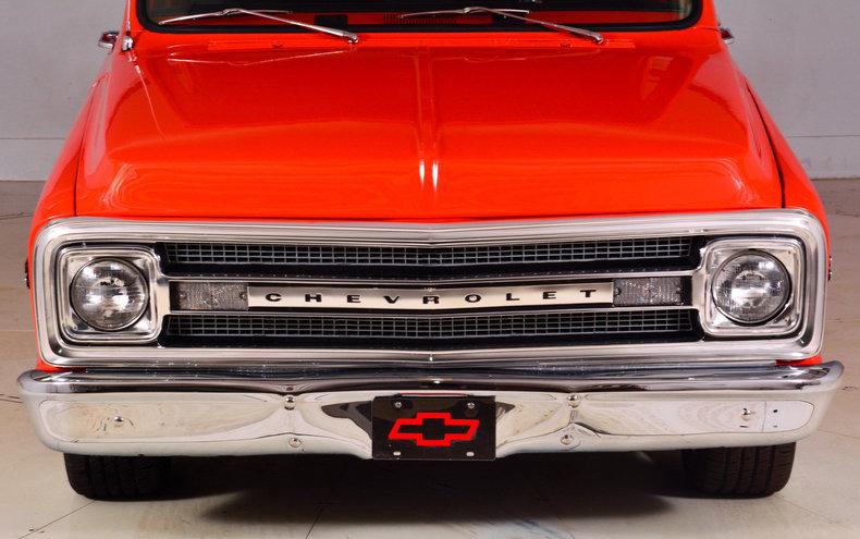 1970 Chevrolet C10 Image 51