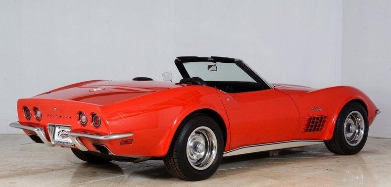 1972 Chevrolet Corvette Image 3
