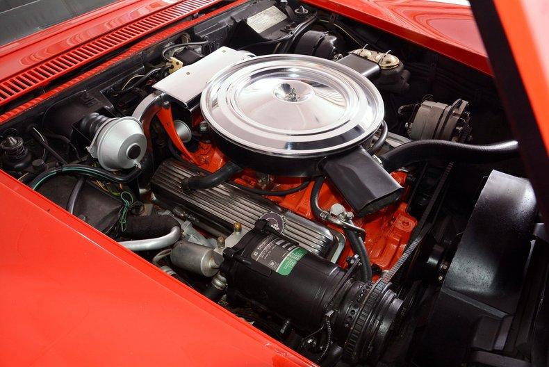 1972 Chevrolet Corvette Image 4
