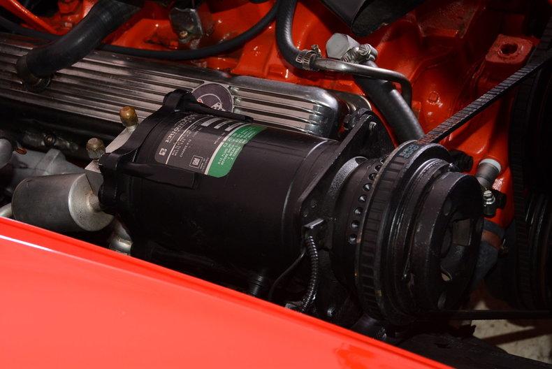 1972 Chevrolet Corvette Image 10