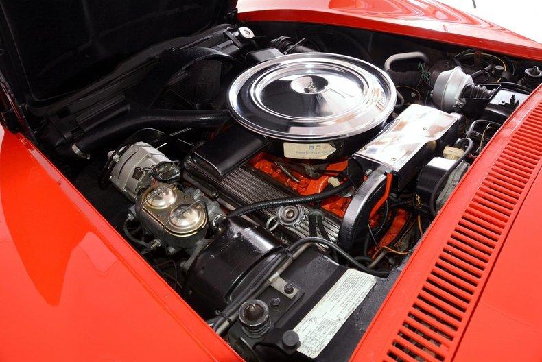 1972 Chevrolet Corvette Image 14