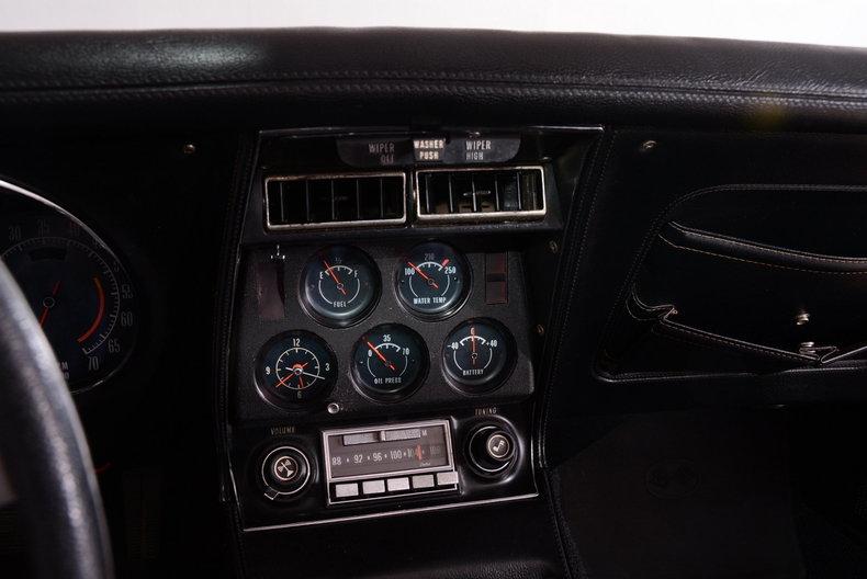 1972 Chevrolet Corvette Image 18