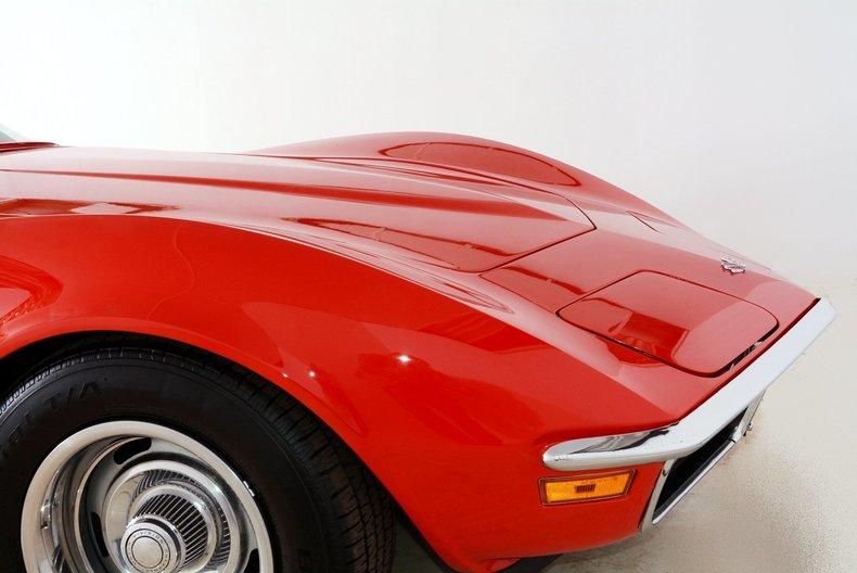 1972 Chevrolet Corvette Image 24