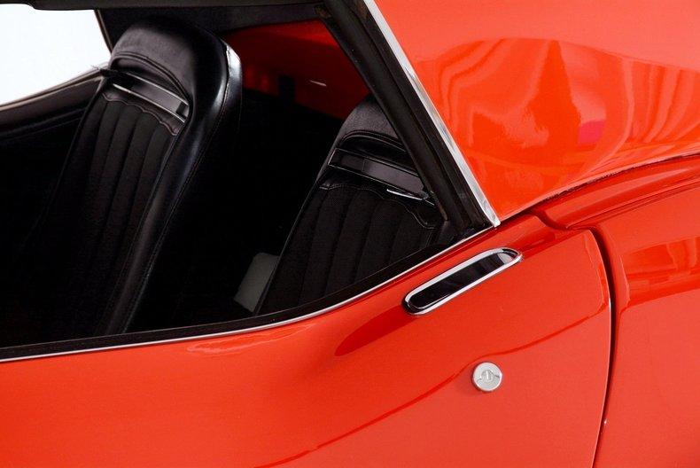 1972 Chevrolet Corvette Image 27