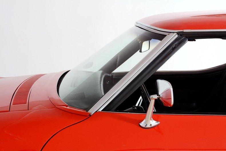1972 Chevrolet Corvette Image 28