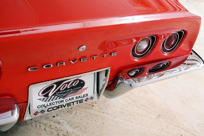 1972 Chevrolet Corvette Image 51