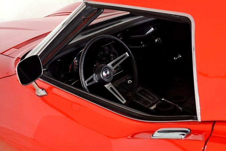 1972 Chevrolet Corvette Image 62