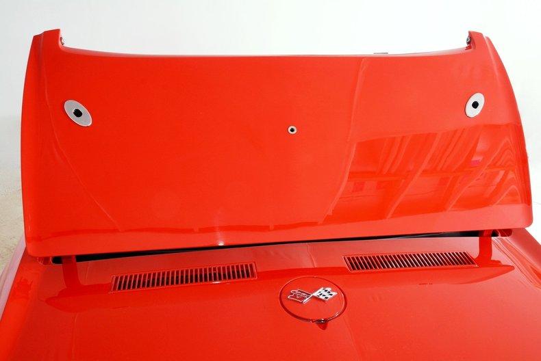 1972 Chevrolet Corvette Image 70