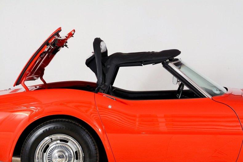 1972 Chevrolet Corvette Image 71