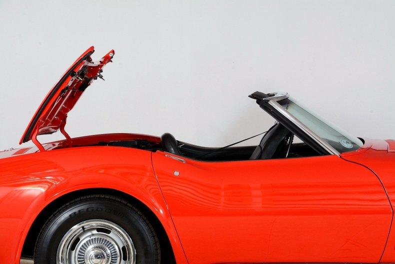 1972 Chevrolet Corvette Image 72