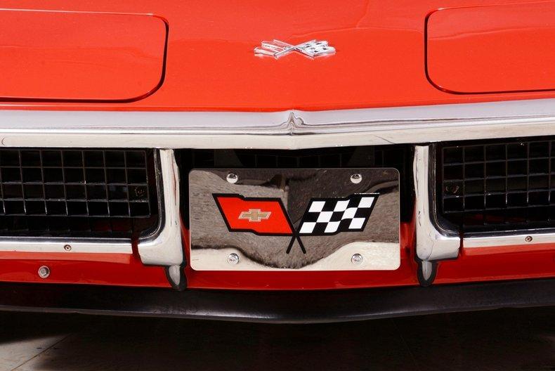 1972 Chevrolet Corvette Image 74