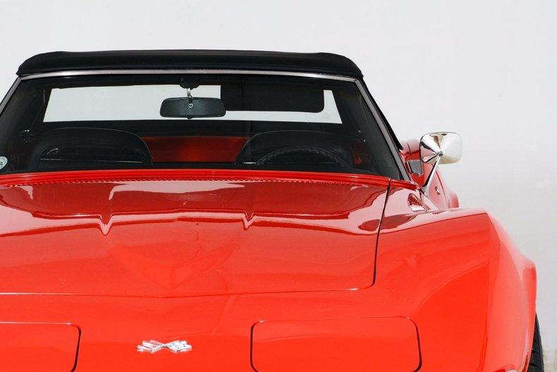 1972 Chevrolet Corvette Image 75