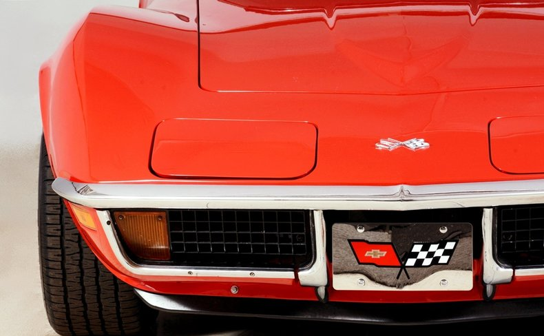 1972 Chevrolet Corvette Image 76