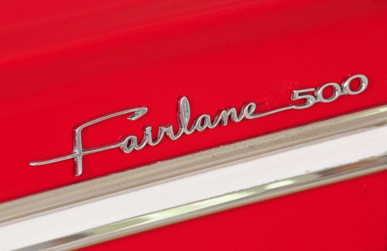 1964 Ford Fairlane Image 8