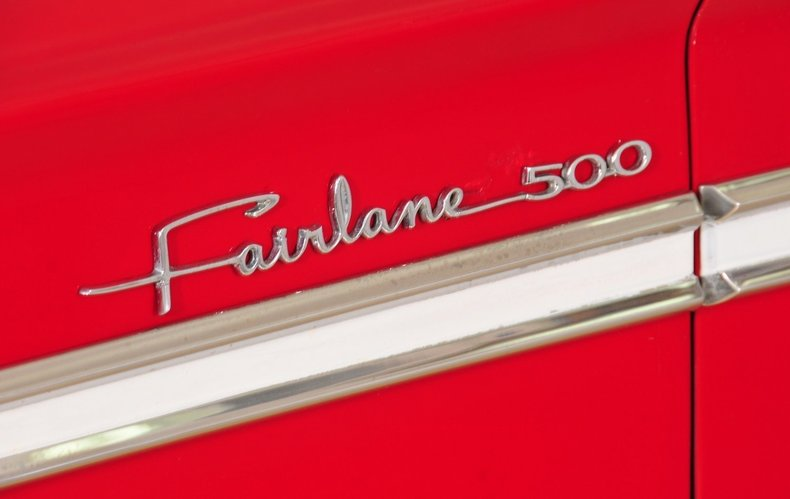 1964 Ford Fairlane Image 22