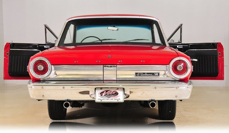 1964 Ford Fairlane Image 25