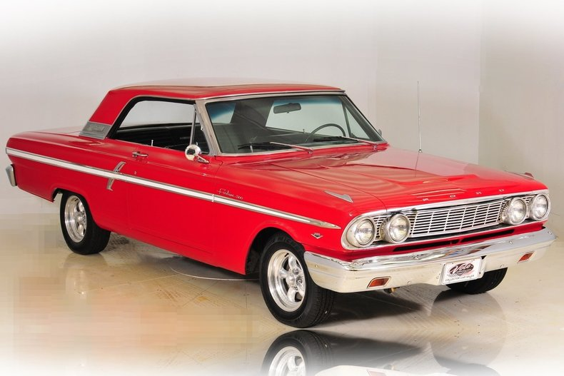 1964 Ford Fairlane Image 42