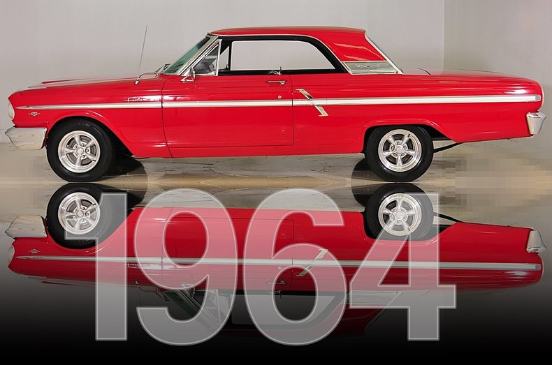 1964 Ford Fairlane Image 49