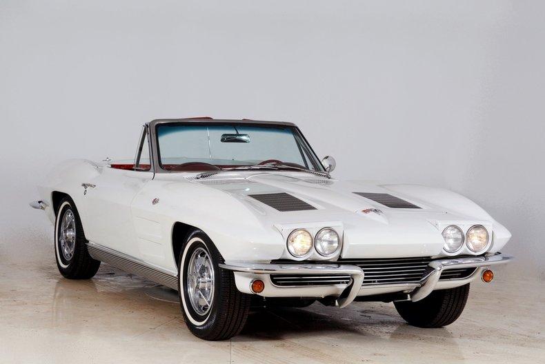 1963 Chevrolet Corvette Image 5