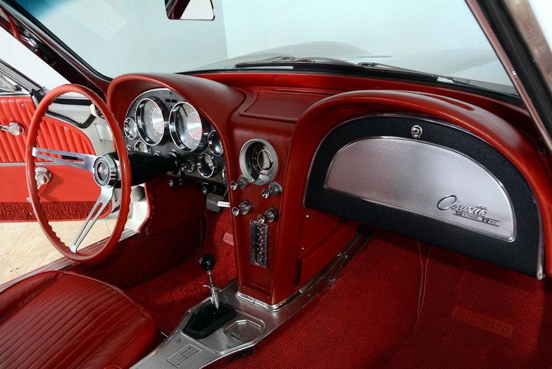 1963 Chevrolet Corvette Image 18