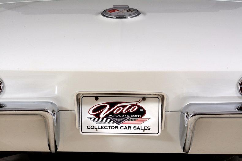1963 Chevrolet Corvette Image 25
