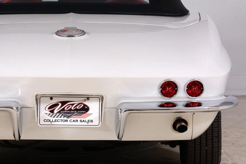 1963 Chevrolet Corvette Image 49