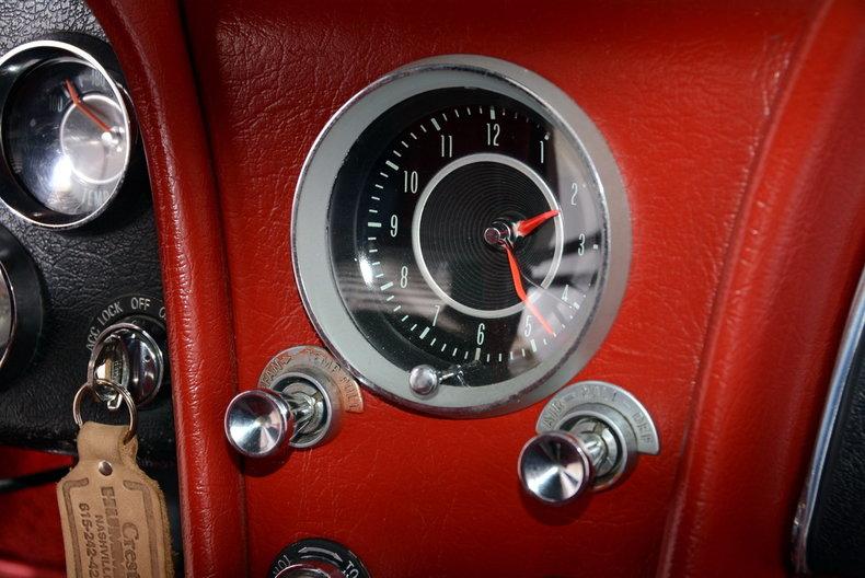1963 Chevrolet Corvette Image 51