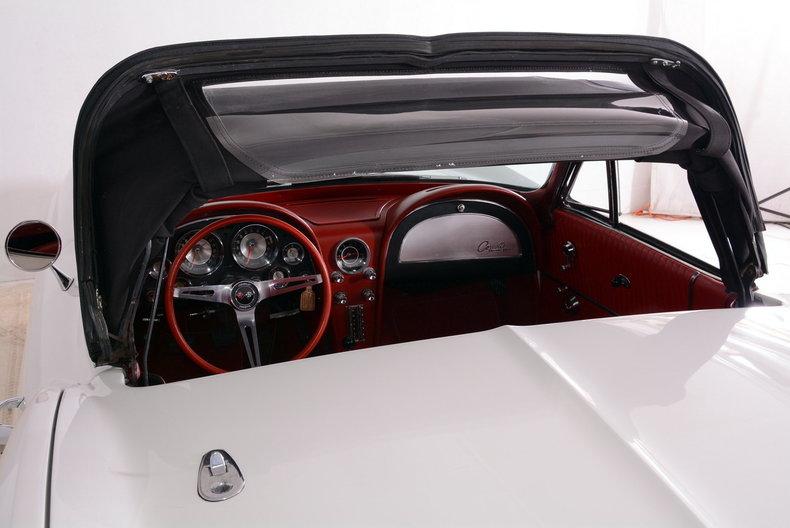 1963 Chevrolet Corvette Image 60