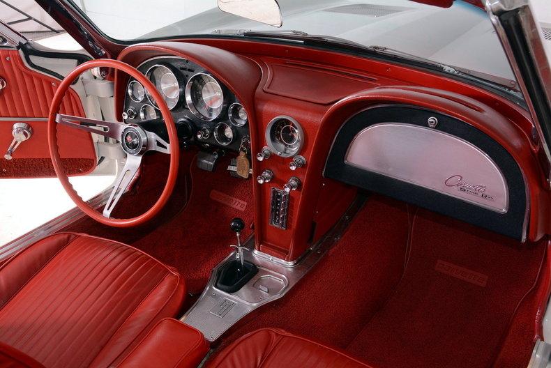 1963 Chevrolet Corvette Image 63