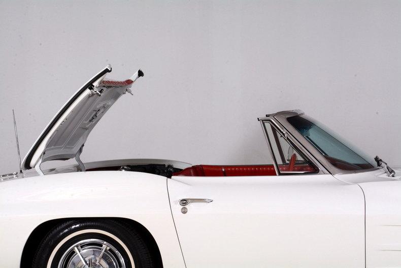 1963 Chevrolet Corvette Image 68