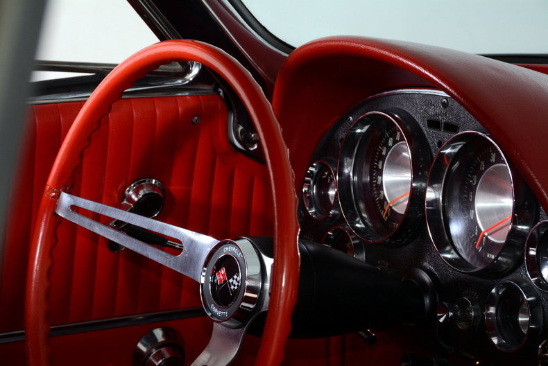 1963 Chevrolet Corvette Image 72