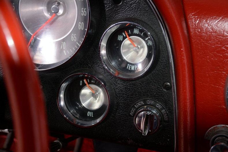 1963 Chevrolet Corvette Image 76