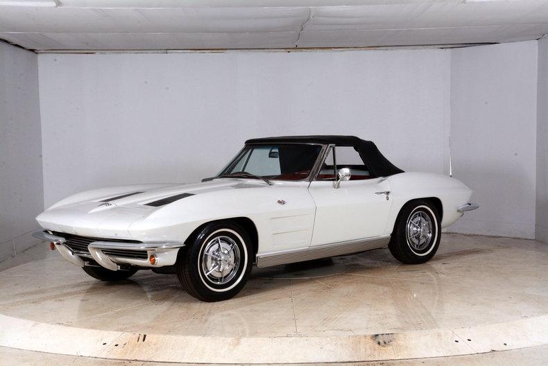 1963 Chevrolet Corvette Image 78