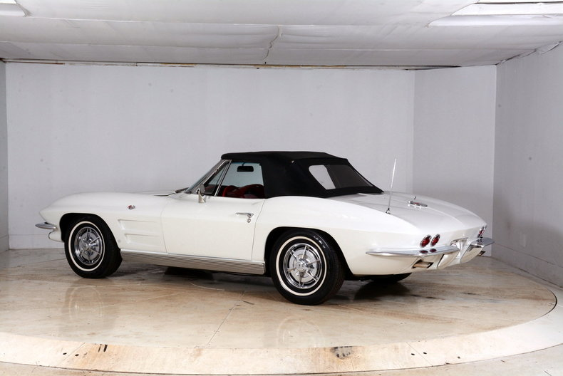 1963 Chevrolet Corvette Image 80