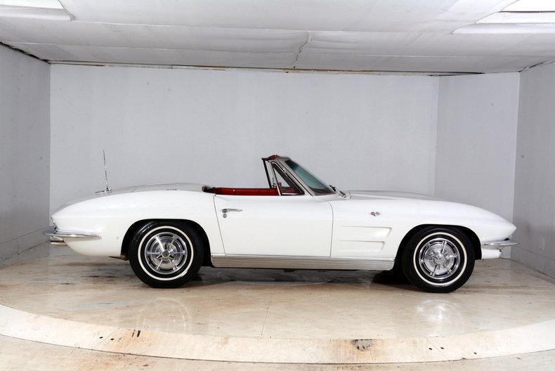 1963 Chevrolet Corvette Image 81