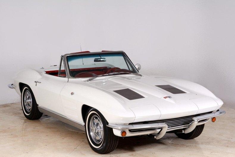 1963 Chevrolet Corvette Image 87