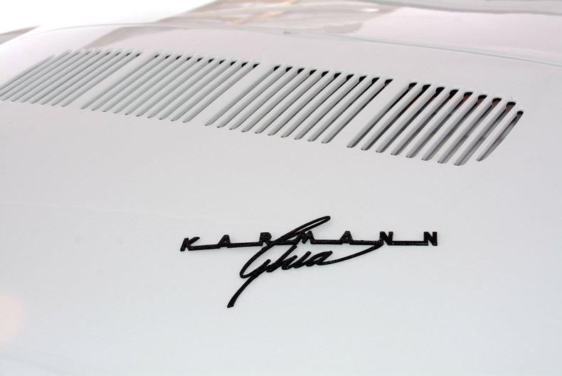 1964 Volkswagen Karmann Ghia Image 13