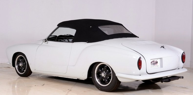1964 Volkswagen Karmann Ghia Image 19