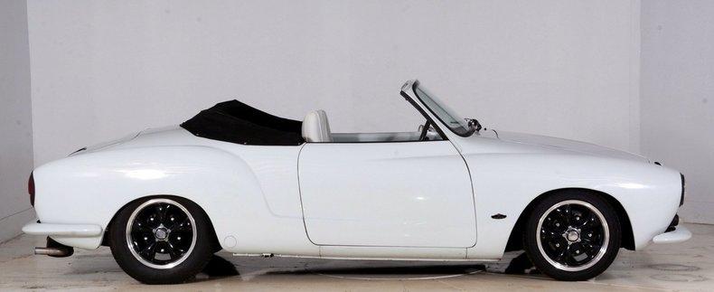 1964 Volkswagen Karmann Ghia Image 22