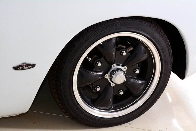 1964 Volkswagen Karmann Ghia Image 46