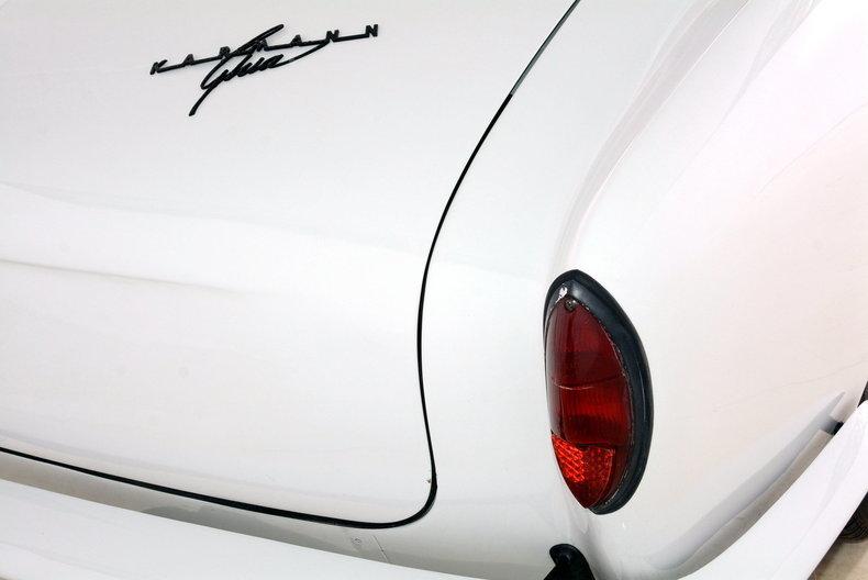 1964 Volkswagen Karmann Ghia Image 60