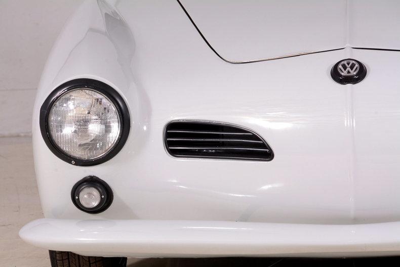 1964 Volkswagen Karmann Ghia Image 62
