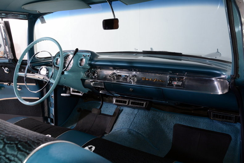 1957 Chevrolet Bel Air Image 40