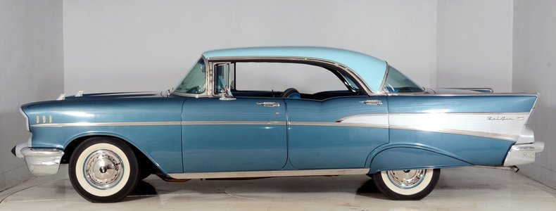 1957 Chevrolet Bel Air Image 46